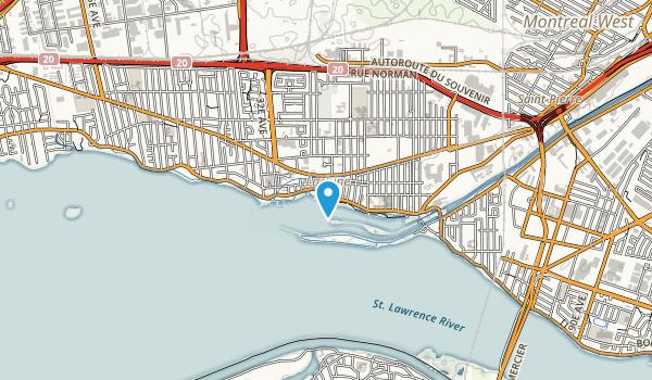 Parc Stoney Point Map