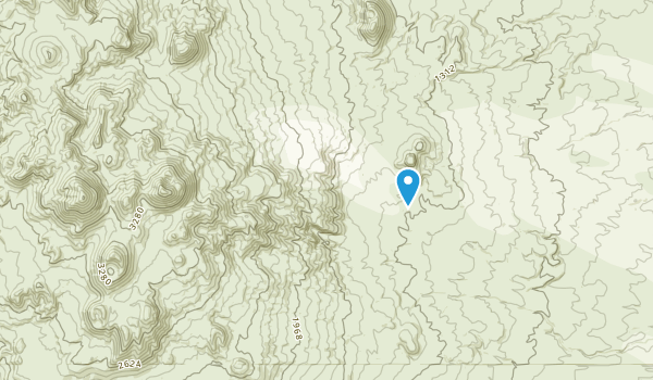 Reserva El Pinacate Map