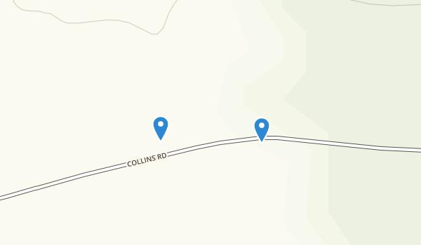 Kenyon Crossroads Map