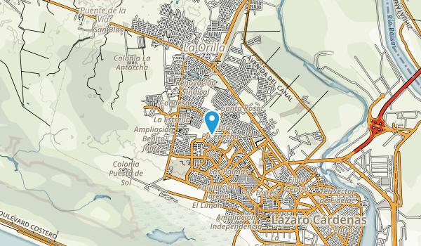 Ruta local LzC Map
