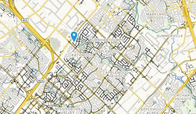 Applewood Park Map