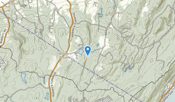 Fuller Mountain Preserve Map