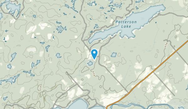 Purdon Conservation Area Map