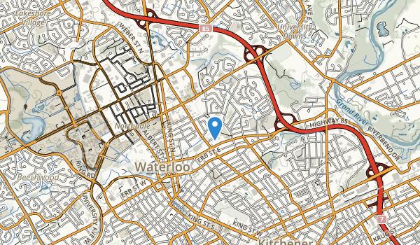 Moses Springer Park Map