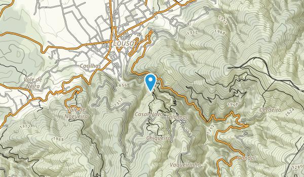 Talasnal - Casal Novo Map