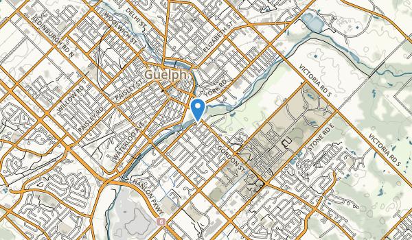 Royal City Park Map