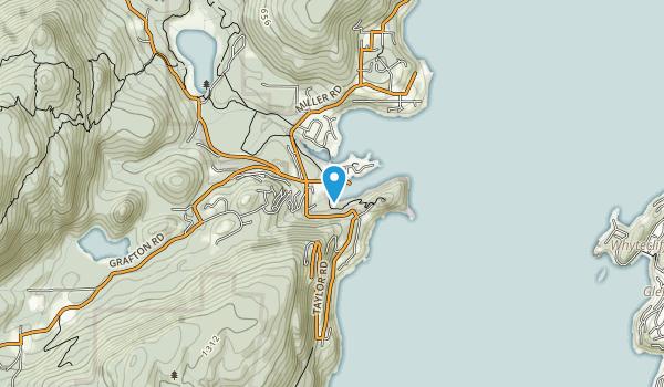 Crippen Regional Park Map