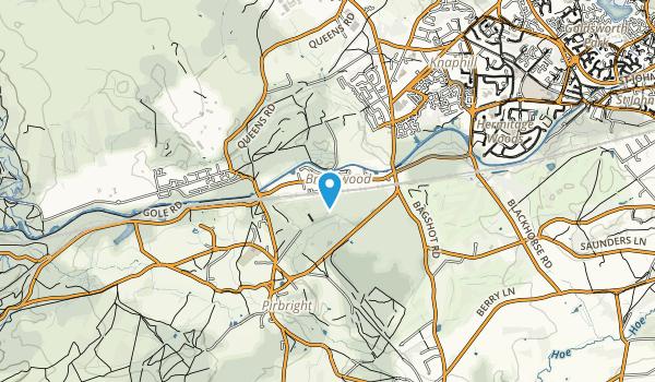 Basingstoke Canal Map