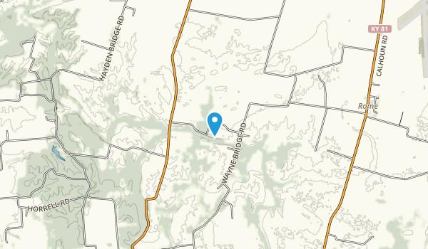 Panther Creek Park Map
