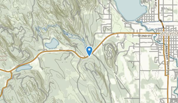 Stillwater State Forest Map