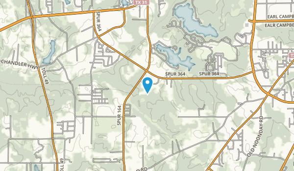 Lindsey Park Map