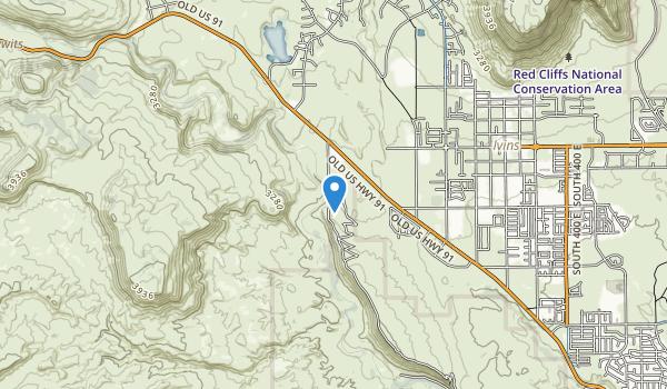 Santa Clara River Reserve Map