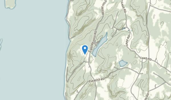 Eagle Mountain Natural Area Map