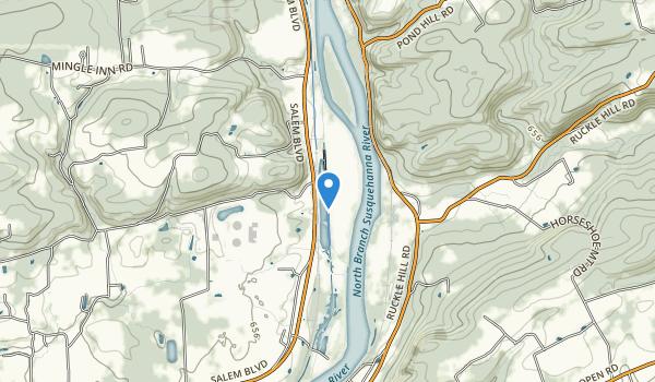 Susquehanna Riverland Park Map