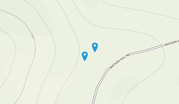 Matson Hill Park Map