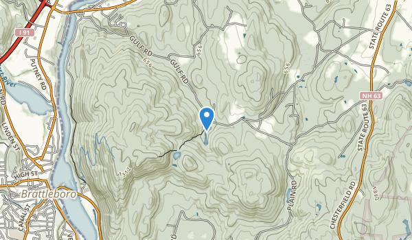 Madame Sherri Forest Map