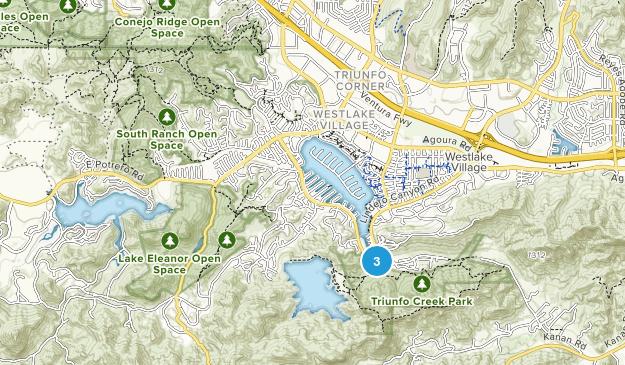 Triunfo Creek Park Map