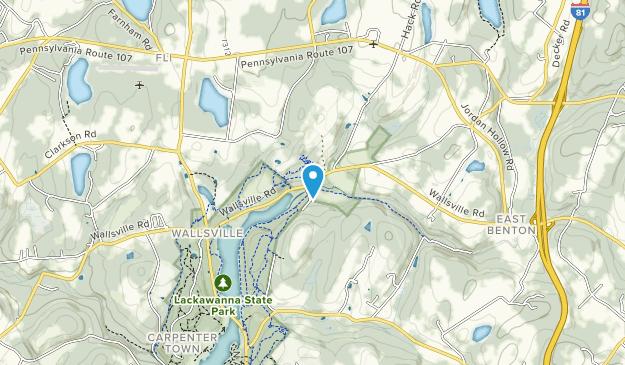 Ziegler Preserve Map