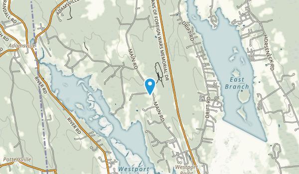 Dunhams Brook Conservation Project Map