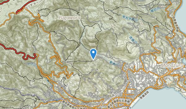 Makuyama Park Map