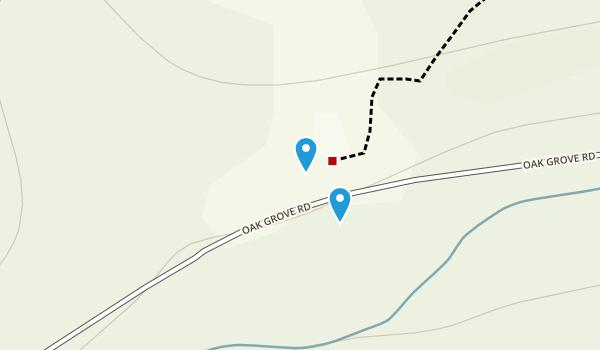 Chesnut Ridge Heritage Preserve Map