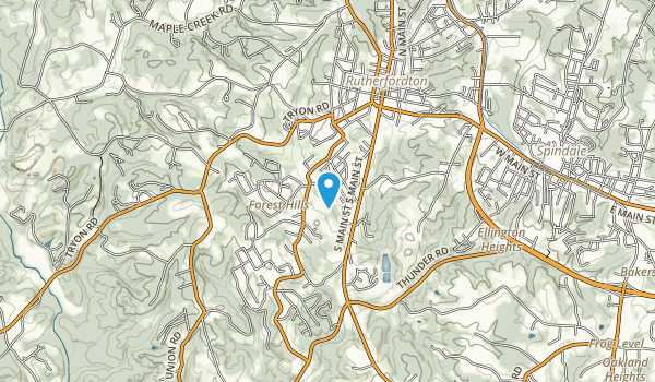 Crestview Park Map