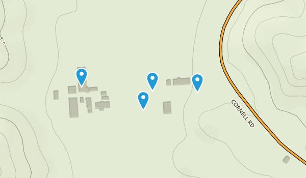 Paramount Ranch Map