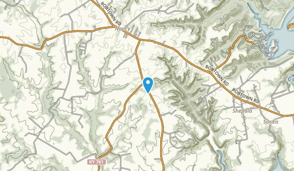 Zollicoffer Park Map