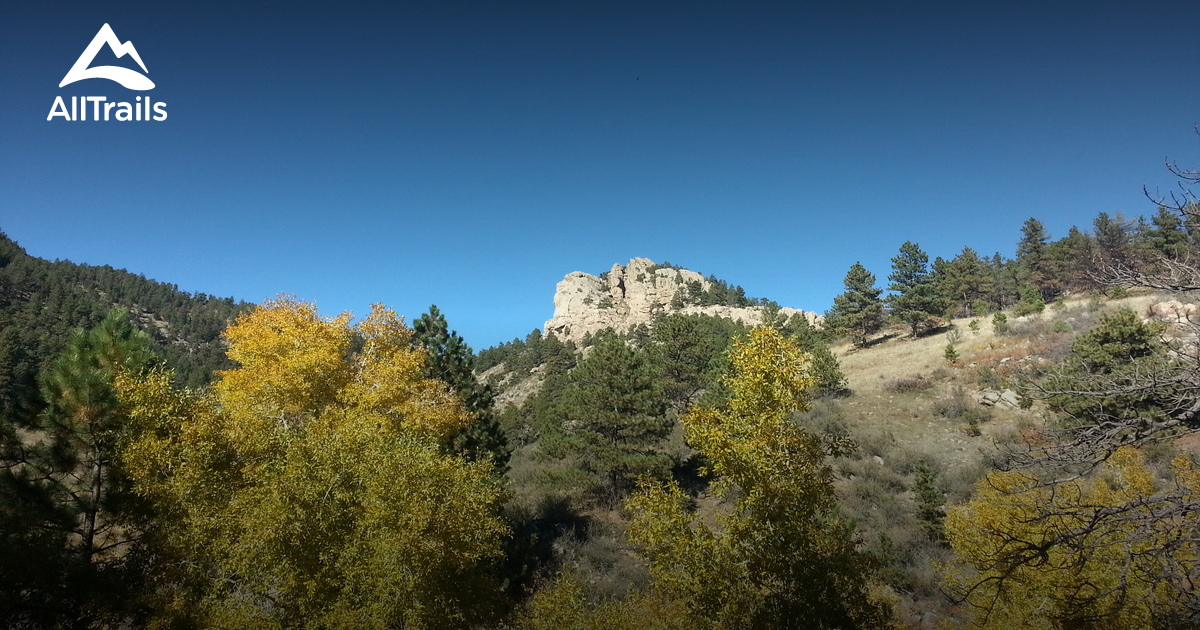 Best Trails In Charles A Lory State Park Colorado