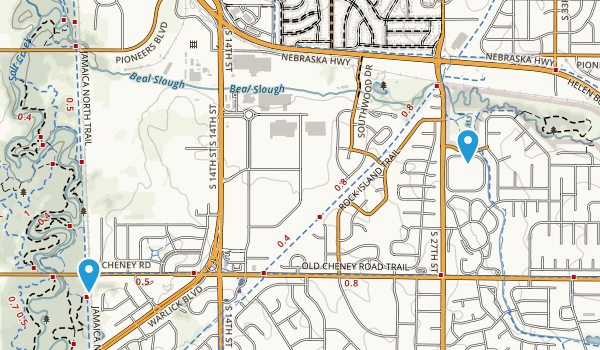 Tierra Williamsburg Park Map