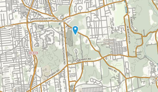David Overton Trail Map