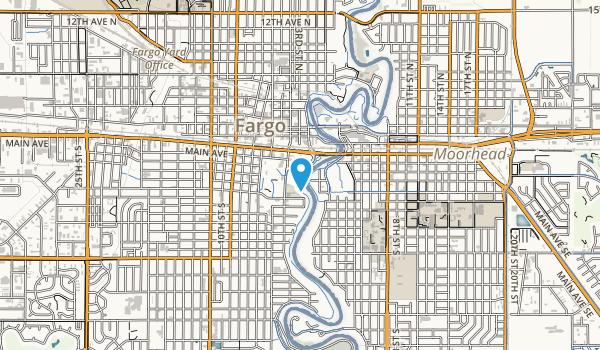 Lindenwood Park Map