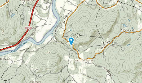 Warwick Preserve Map