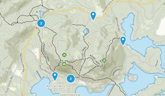 West Rattlesnake Natural Area Map