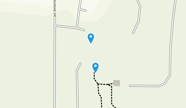 Reinstein Woods Nature Preserve and Environmental Education Center Map
