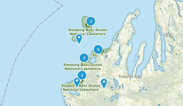 Best Trails in Sleeping Bear Dunes National Lakeshore