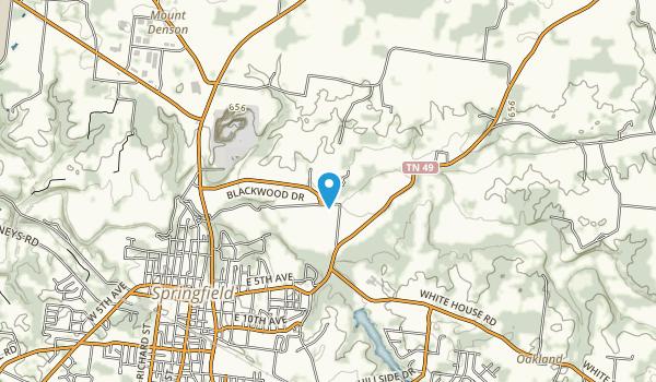 J. Travis Price Park Map