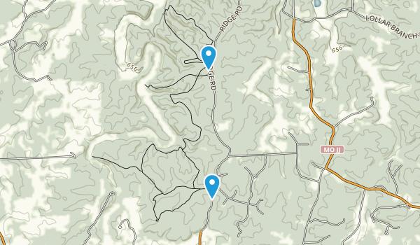 Long Ridge Conservation Area Map