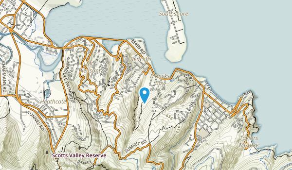 Barnett Park Map