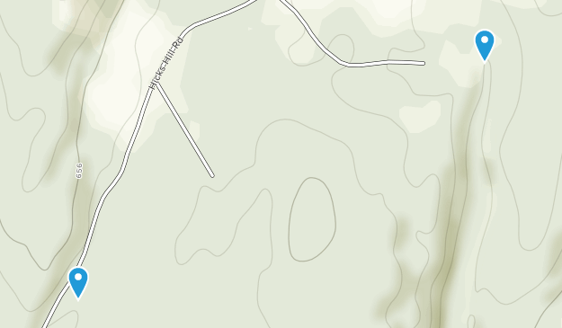 Stissing Mountain Multiple Use Area Map