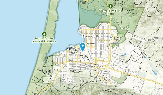 Sweet Springs Nature Preserve Map