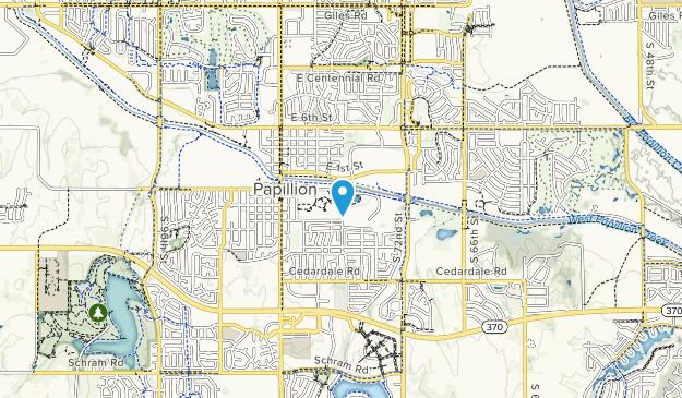 Halleck Park Map