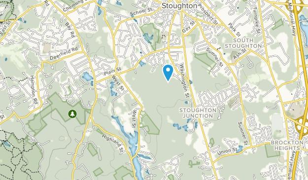 Bird Street Conservation Area Map