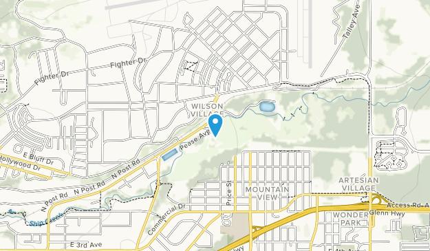 Eagle Glenn Fitness Park Map