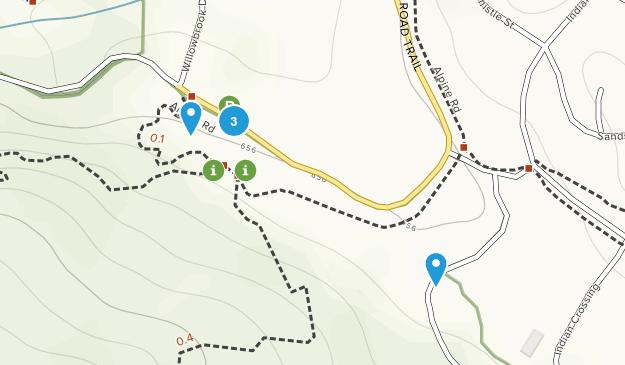 Coal Mine Ridge Park Map