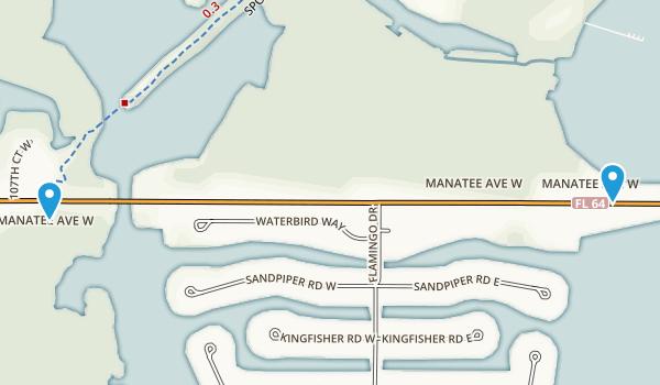Robinson Preserve Map