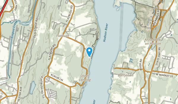 Ulster Landing Park Map