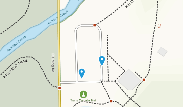 Fielding Memorial Park Map