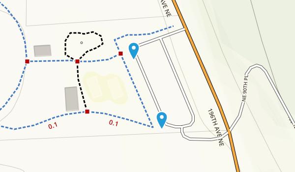 Perrigo Park Map