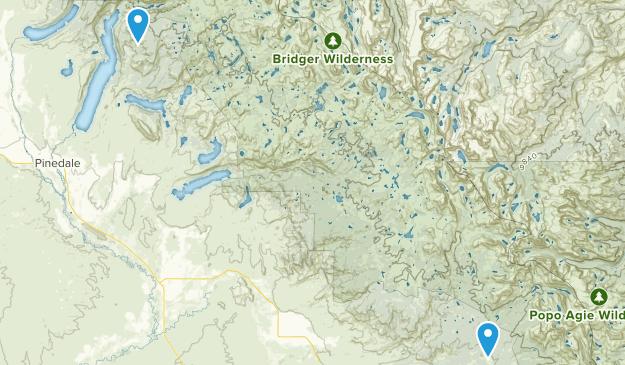 Best Trails In Wind River Range Wyoming Alltrails